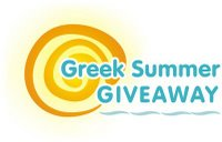 Greek Summer Giveaway