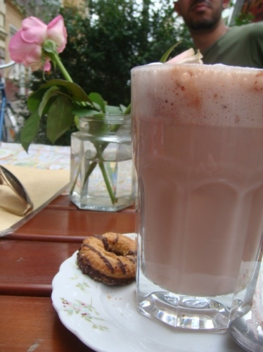 Take a break: The best chai ever!