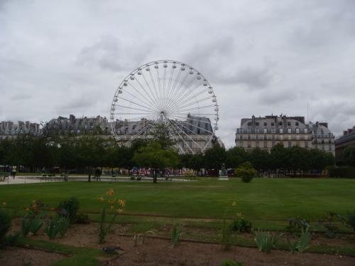A great idea: The ferris wheel