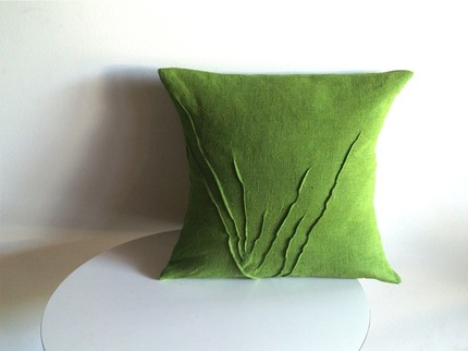 Pillow slip - grass